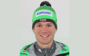 <strong>Matthias Bischl</strong><br />Biathlet