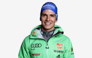 <strong>Dominic Reiter</strong><br />Biathlet