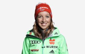 <strong>Franziska Preuß</strong><br />Biathletin