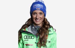 <strong>Vanessa Hinz</strong><br />Biathletin