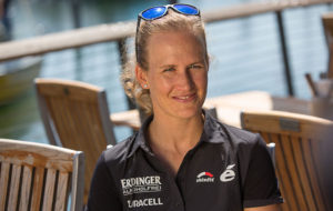 <strong>Julia Gajer</strong><br />Triathletin
